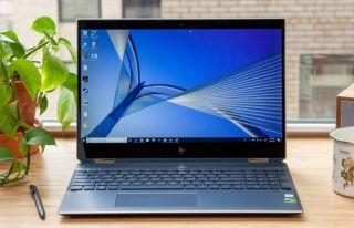 La mejor computadora portátil 2 en 1 con pantalla de 15 pulgadas: HP Spectre x360