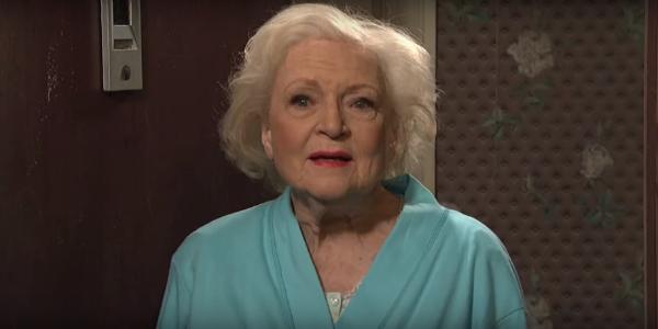 Betty White Saturday Night Live NBC