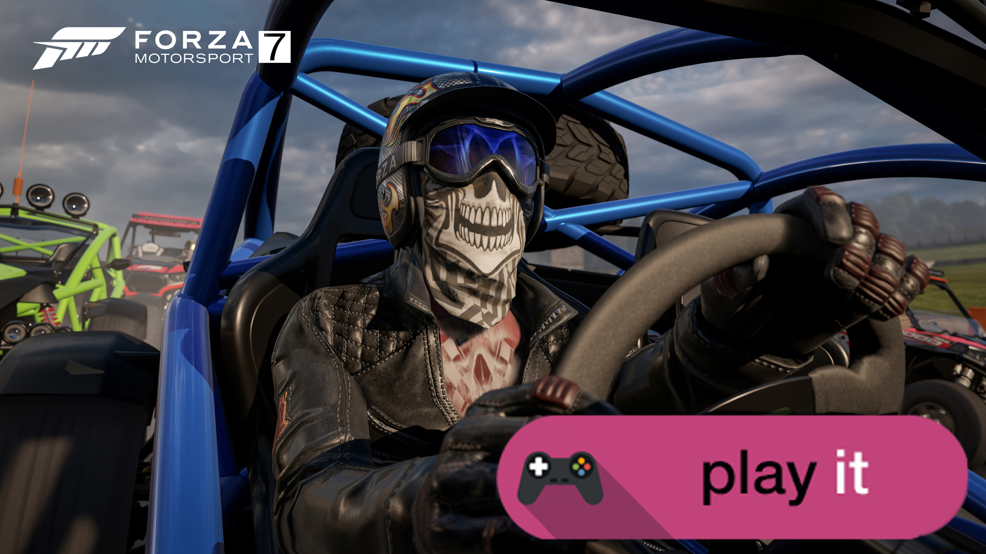 Forza Motorsport 7 review: fifth gear style, first gear substance