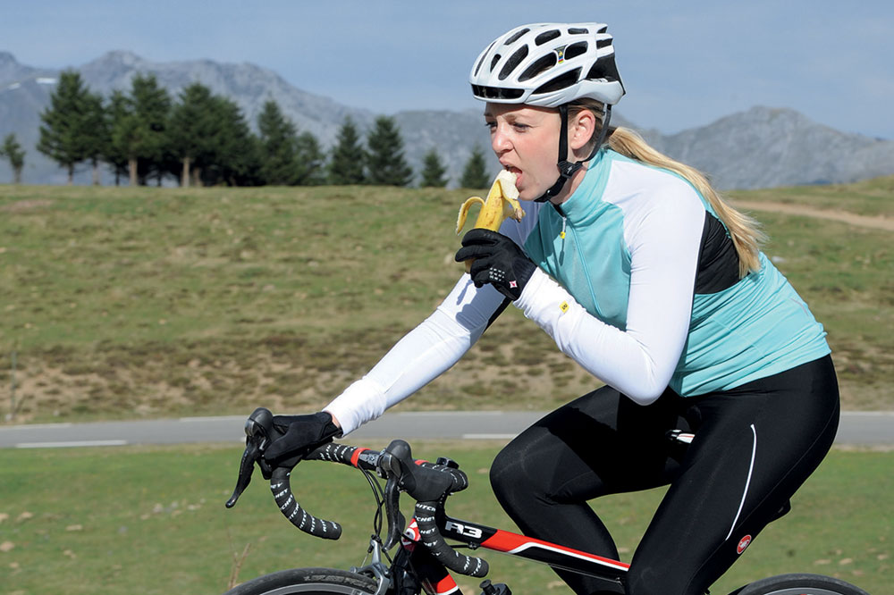 Carbohydrates an an important part of nutrition for cyclists