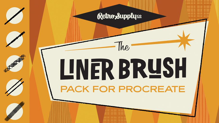 The Liner Brush Pack cover image