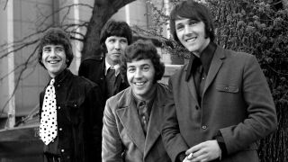 Tremeloes Alan Blakely, Rick West, Dave Munden and Len Hawkes in the 60s