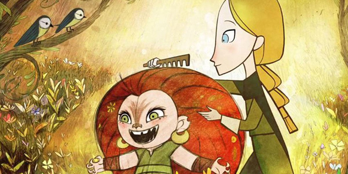 Wolfwalkers animated film