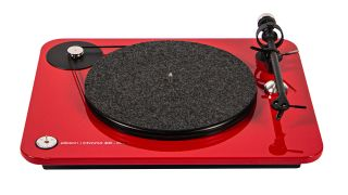 Elipson Chroma 200 and 400 turntables