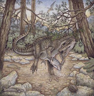 Spinatosaurus