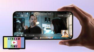 Apple SharePlay iOS 15 no Netflix