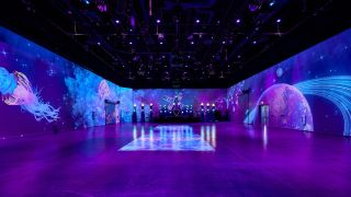 Immersive audio at Las Vegas' AREA15 is enabled by Meyer Sound Spacemap Go