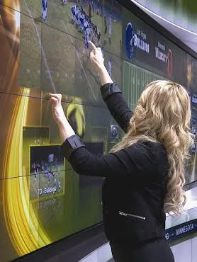 Christie Digital Signage Solutions at DSE 2014