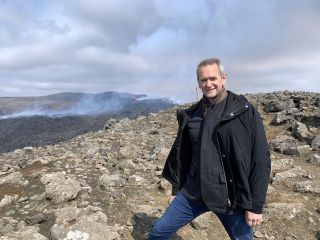 'Iceland with Alexander Armstrong' on Channel 5 is a challenging adventure for the Pointless presenter.