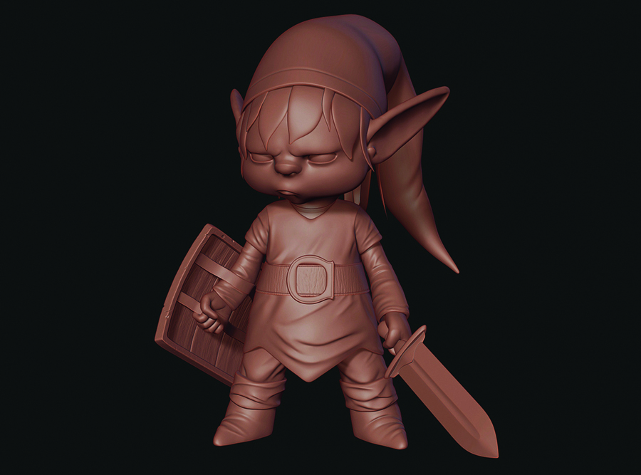 How to get your ZBrush model into Maya | Creative Bloq