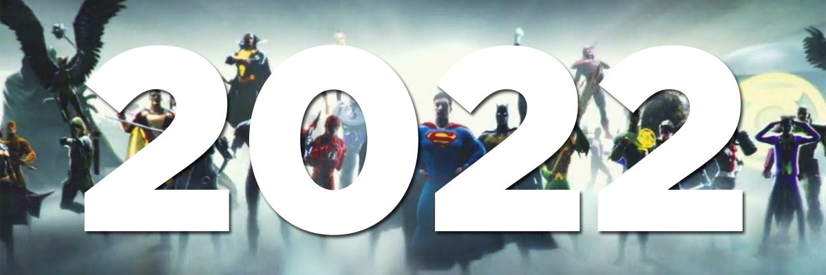 2022 DC Extended Universe