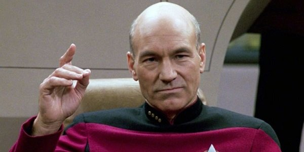 Picard Star Trek: The Next Generation