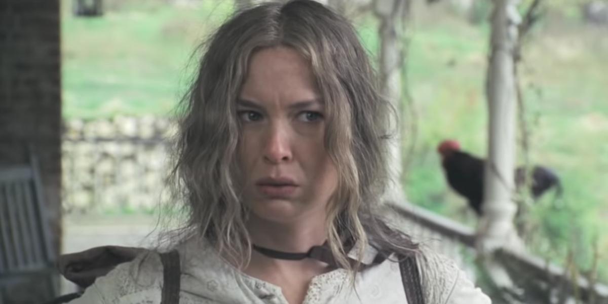 Renée Zellweger in Cold Mountain