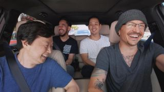 Linkin Park on Carpool Karaoke