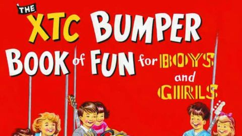 XTC Bumper Book Of Fun For Boys And Girls: A Limelight Anthology - book cover