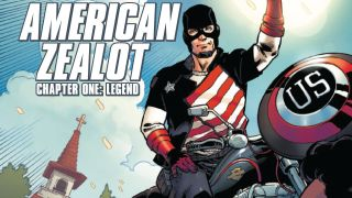 U.S. Agent #1 preview