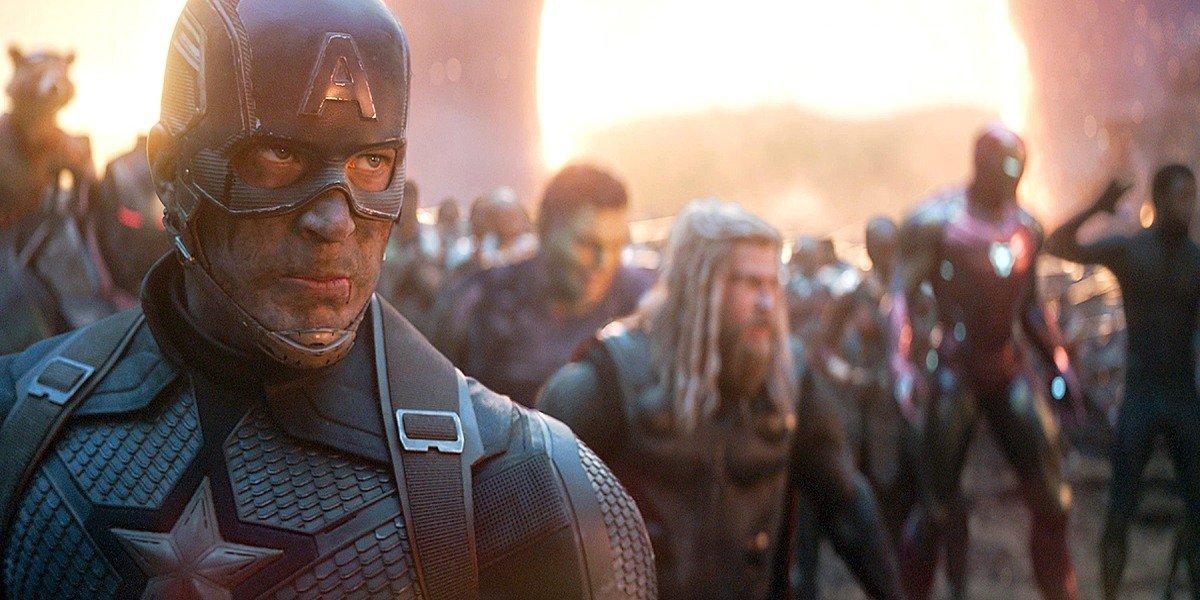 Avengers: Endgame's final battle