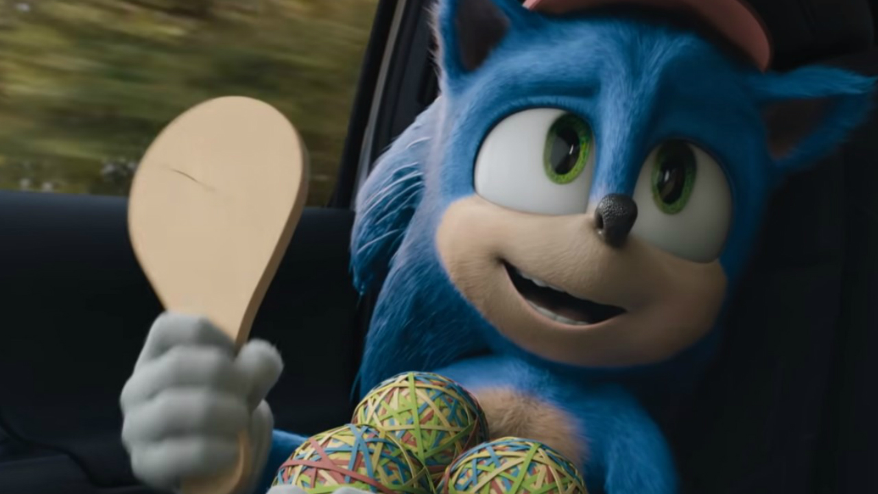 The Sonic Movie Is Getting An Early Digital Release This Month Gamesradar