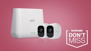 cheap Arlo Pro deals home security cameras prices