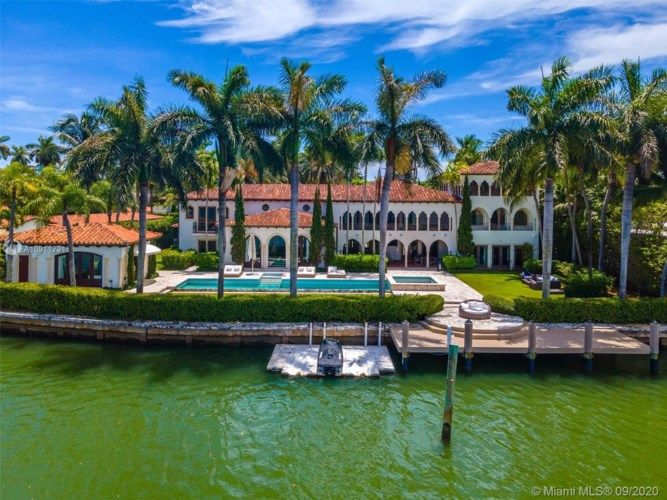 Cher's La Gorce island mansion