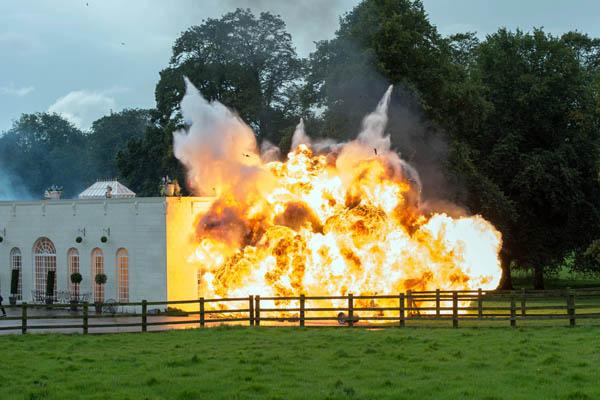 Disaster strikes Hollyoaks!