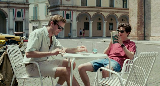 TV tonight Call Me By Your Name