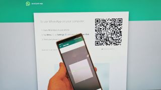 How to use WhatsApp web on desktop or tablet | TechRadar