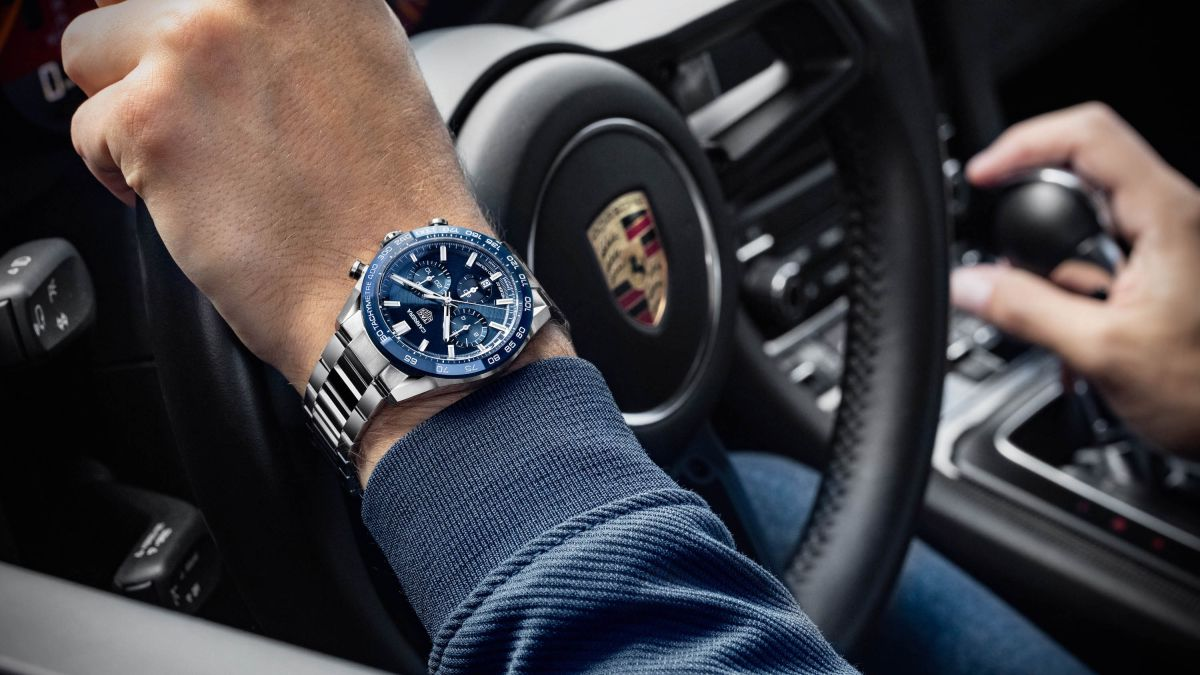 TAG Heuer updates iconic Carrera chronograph for 160th anniversary