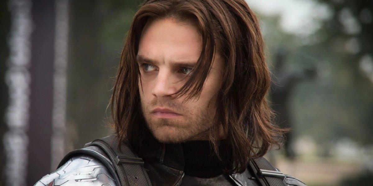 Bucky Barnes in Captain America: The Winter Soldier.