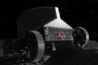 Polaris Lunar Rover