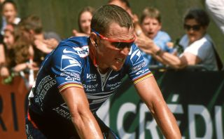 "The United States Anti-Doping Agency claims to have blood tests from Lance Armstrong that are ""fully consistent"" with blood doping."