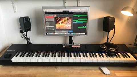 how to use computer keyboard as midi controller in cubase