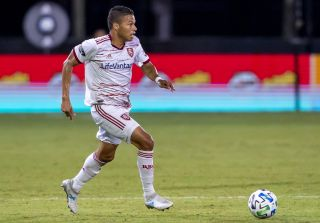 Real Salt Lake midfielder Maikel Chang takes on the Colorado Rapids this weekend.