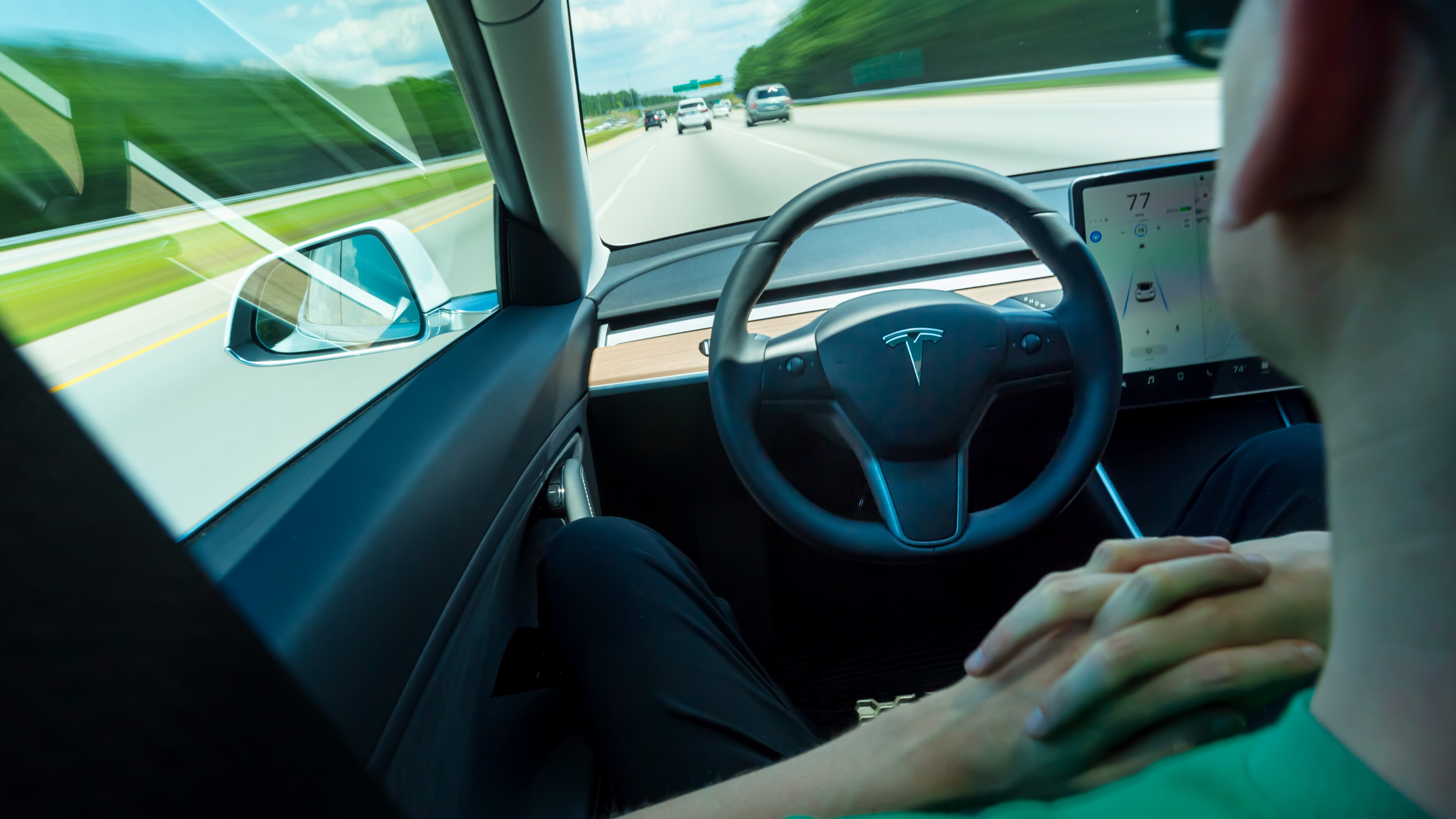 Researchers tricked a Tesla Model S into speeding with a piece of tape – how could hackers cheat our cars in the future?