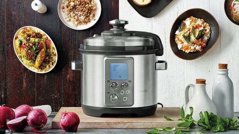 Sage BPR700BSS The Fast Slow Pro Slow Cooker