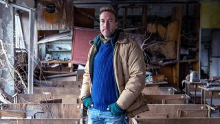 Inside Chernobyl with Ben Fogle.