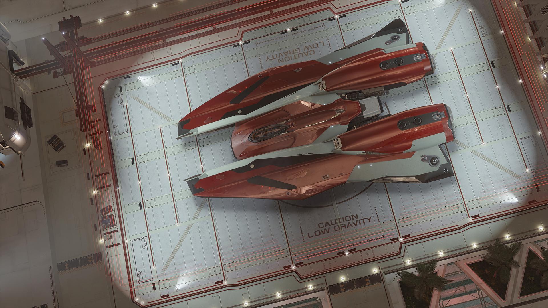 Check out Elite Dangerous' sleek new ship, the Mamba | PC Gamer