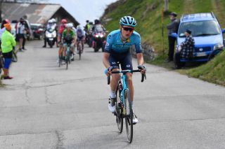 Aleksandr Vlasov at the Tour of the Alps