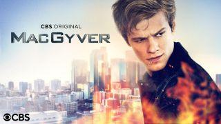 MacGyver on CBS