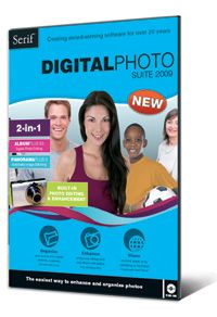 New software: Serif Digital Photo Suite 2009, Typing Adventure