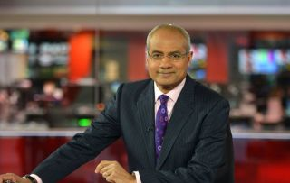George Alagiah: My cancer has returned