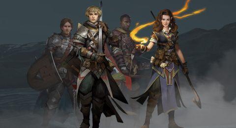 Pathfinder Kingmaker Review Pc Gamer