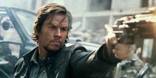 Mark Wahlberg in Transformers