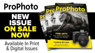 Explore the world of professional photography with the latest issue of ProPhoto