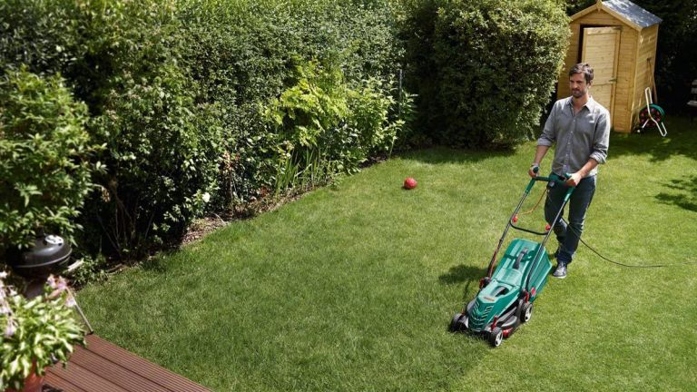 Bosch lawn mower deal