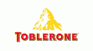 The Toblerone logo