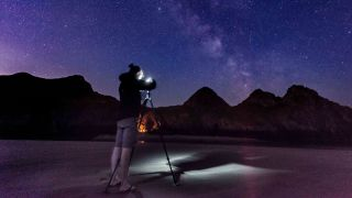 A day in the life of astrophotographer Alyn Wallace