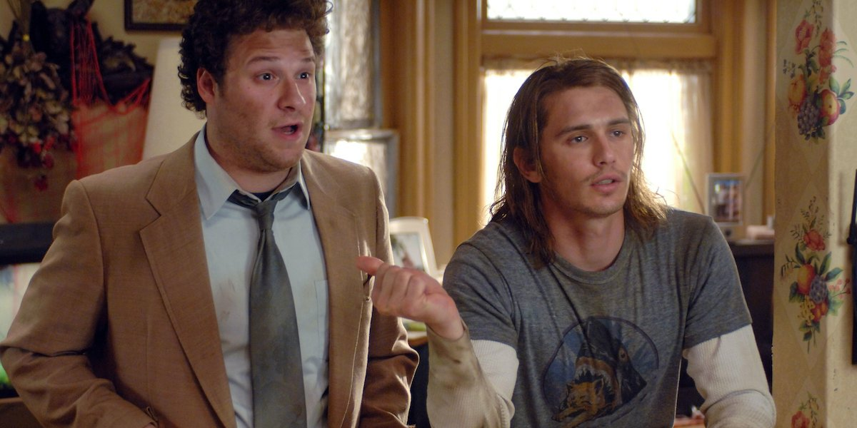 Wait, Seth Rogen Wanted To Make A Pineapple Express Sequel?