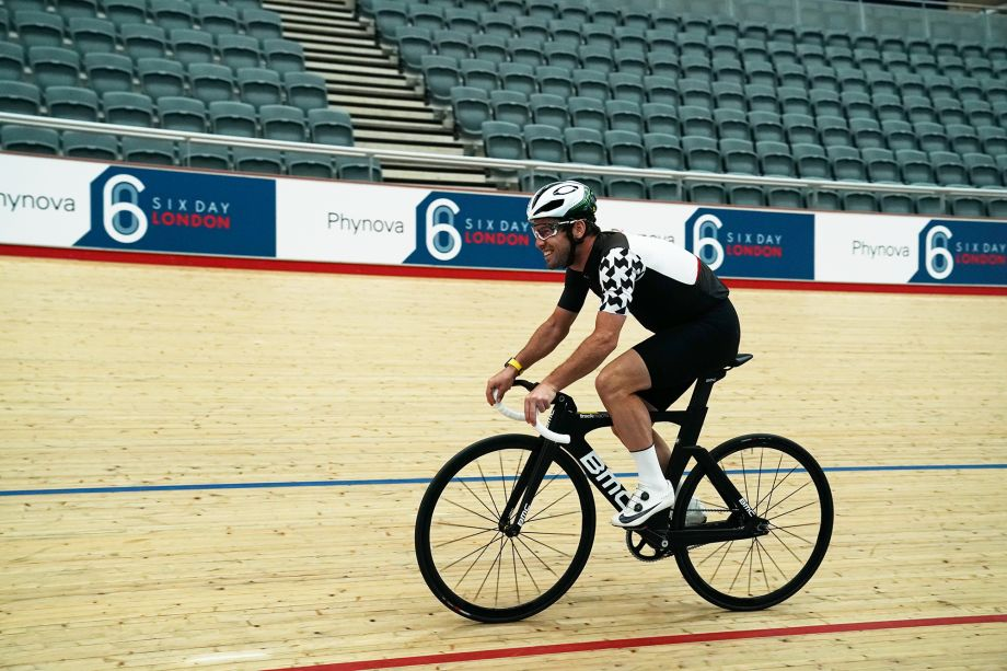 Mark Cavendish 'focusing on right now' ahead of uncertain future