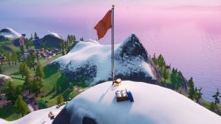 Fortnite Mountain Top locations